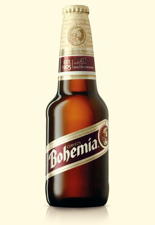 Bohemia-Beer